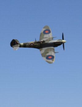 Spitfire v Hořovicích